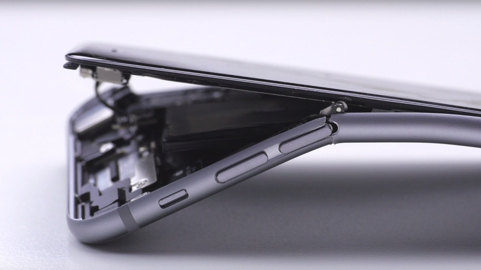 iPhone 6S will likely be harder to bend, thanks to a reinforced metal body